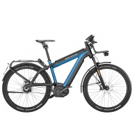Riese & Müller Supercharger Gx Rohloff Hs 1000wh, Electric Blue Metallic