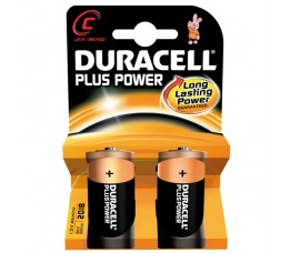 Duracell Duracell Batt Plus Power Lr14 C