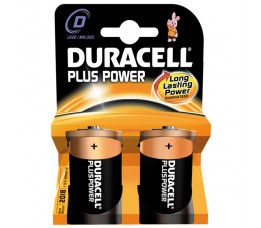 Duracell Duracell Batt Plus Power Lr20 D
