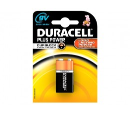 Duracell Duracell Batt Plus Power 6lf22 9v