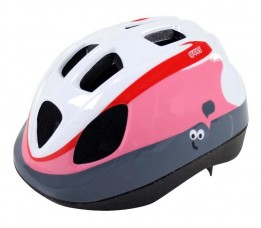 Polisport Valhelm  Guppy Rose/wit Xs Kind