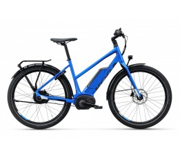 Koga Pace B10,  Blue Metallic