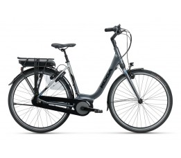 Koga E-nova 500wh, High-tech Grey Metallic/silver