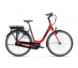 Koga E-nova 400wh, Sienna Red/off Black Matt 400wh