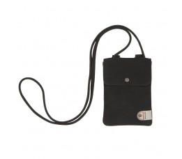 Cortina Cort Tunis Phone Bag Leat/canv Antr
