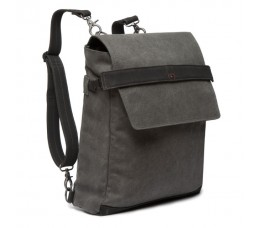 Cortina Cort Munich Messenger Bag Canv Antr
