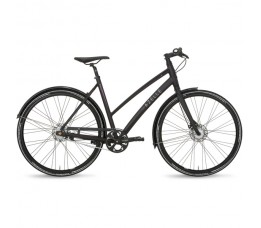 Gazelle Cityzen C7 Opruiming, Tulip Black