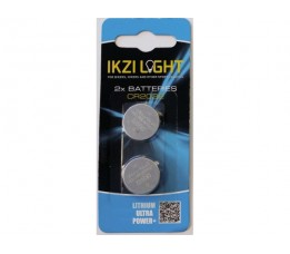 Ikzi Light Ikzi Knoopbatterijen Cr2032