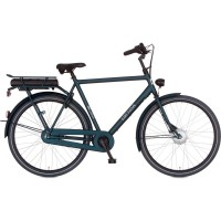 Cortina E-u1 43v 340wh, Deep Green Matt