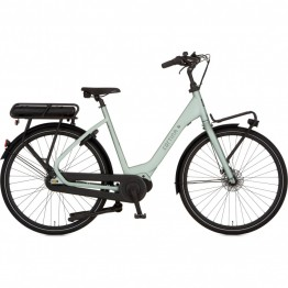 Cortina E-common 450wh, Pale Aqua Matt