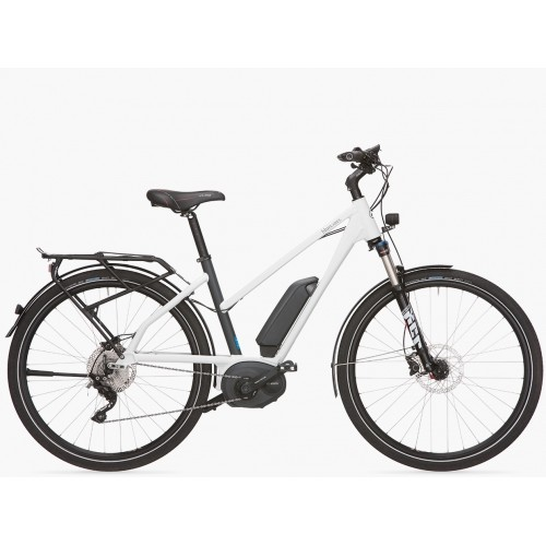 Riese Und Müller Charger Touring Hs 45km, Wit
