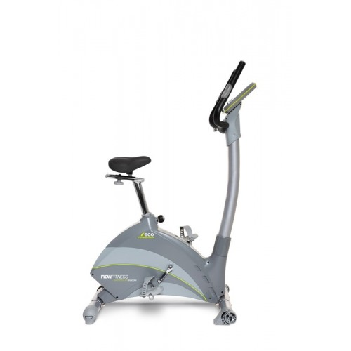 Flow Fitness Up Town Ht2000g Generator Hometrainer, Grijs