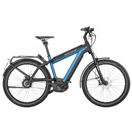 Riese & Müller Supercharger Gt Nuvinci Hs 1000wh, Electric Blue Metallic