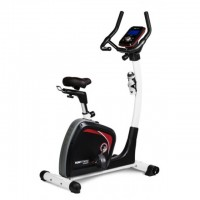 Flow Fitness Turner Dht350 Hometrainer Up, Wit Zwart