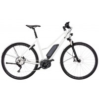 Riese & Müller Roadster Mixte Touring  500wh, Wit