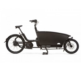 Urban Arrow 2020 Family Active Plus Disc Deore 400wh